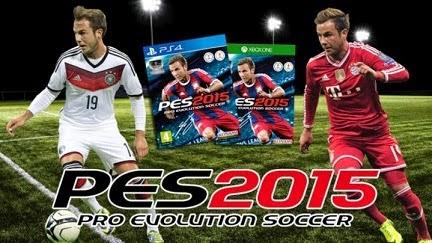 Free Download Game PES 2015 PC Full Version Crack