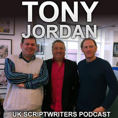 Tony Jordan Red Planet