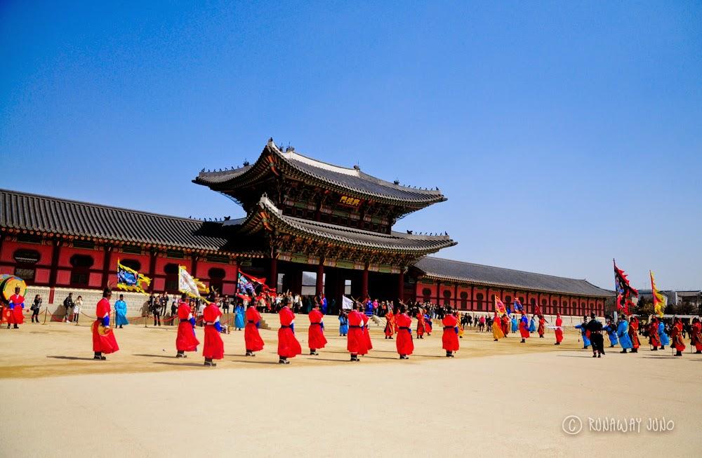 Tempat Pariwisata Korea Yang Recommended