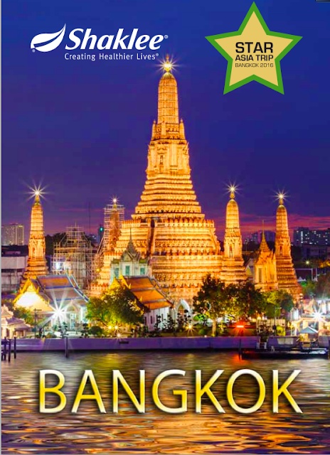 Peluang Melancong Percuma 5 Bintang ke Bangkok