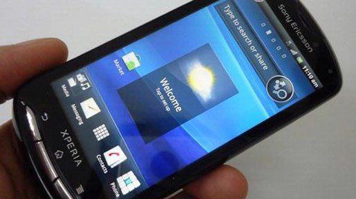 Review harga dan spesifikasi Sony Xperia Pro kelebihan kekurangan Sony Xperia Pro