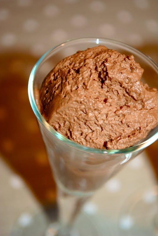 chokladmousse recept per morberg