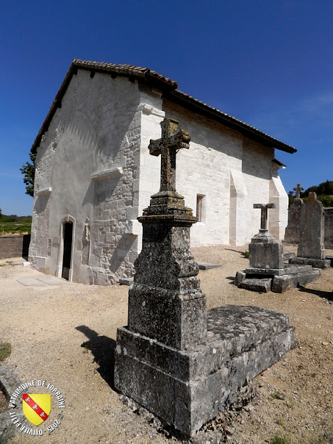 SEPVIGNY (55) - Restauration de la chapelle du Vieux Astre