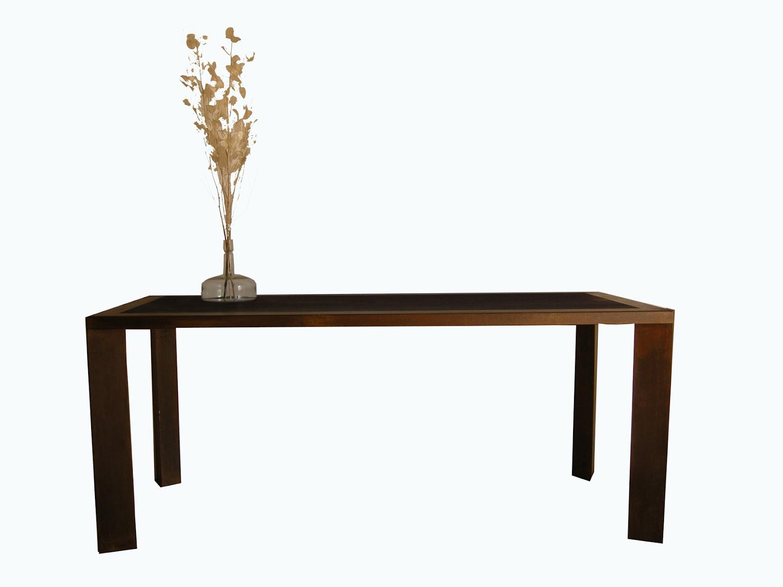 Tavolo In Ferro E Legno : Architettura e design: tavoli in ferro e legno