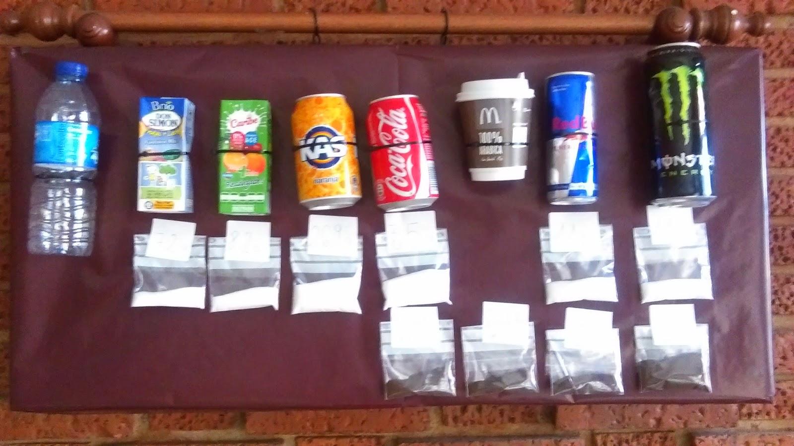 Salud Escolar en el Colegio Mercedes de Santander: Azúcar