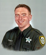 Deputy First Class Brandon Lee Coates. Orange County Sheriff's Office