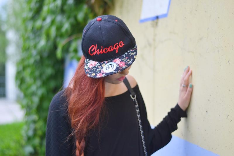 Skater-Outfit-Cap-Frauen