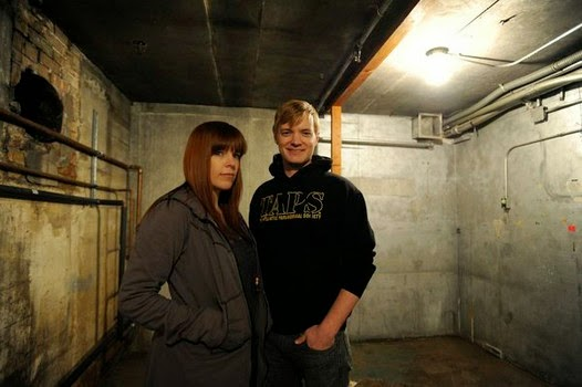 amy bruni ghost hunters