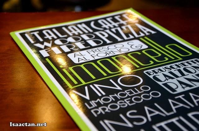 Limoncello Bistro & Bar Suria KLCC