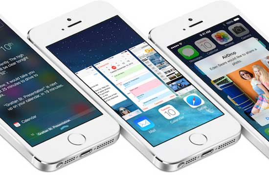 Apple chính thức tung ra iOS 7 cho iPhone, iPod Touch và iPad