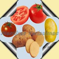 Antigamente, acreditava-se que a batata e o tomate fossem venenosos