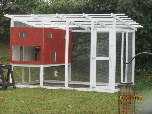 Chicken house plans truths of building a chicken coop for Chicken coop designs for 3 chickens