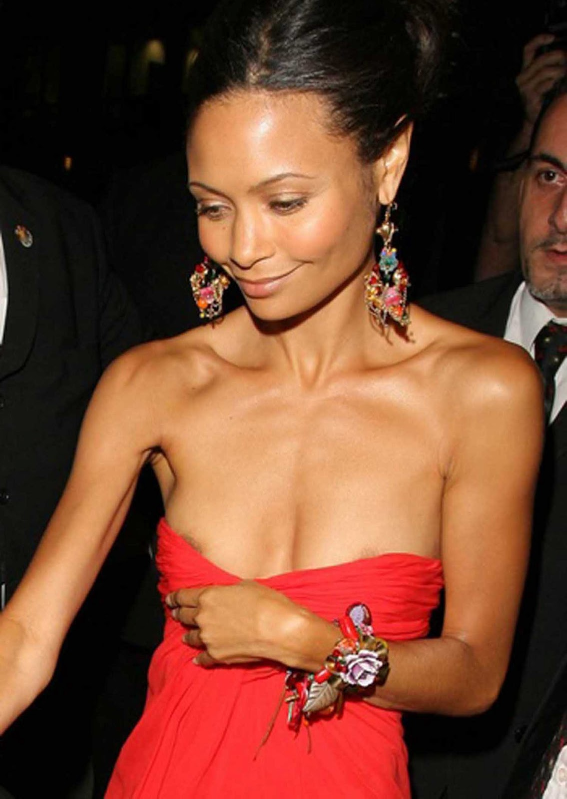 Thandie newton nude pictures
