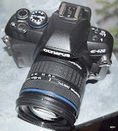 OLYMPUS E- 420