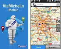Via Michelin Mobile