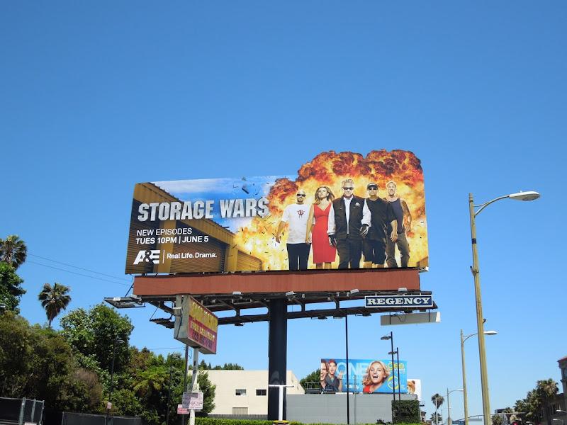 Storage Wars season 3 billboard