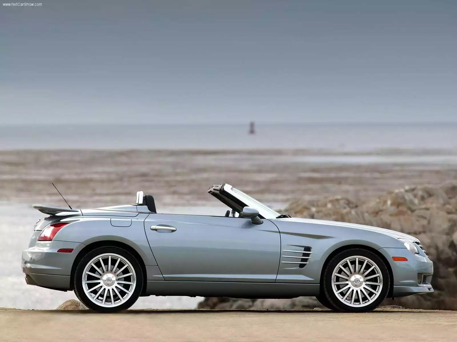 Hình ảnh xe ô tô Chrysler Crossfire SRT6 Roadster 2005 & nội ngoại thất