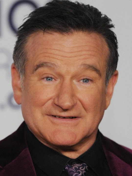 ROBIN WILLIAMS (63 years old)