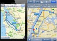 Mappe e Navigatore per iPhone