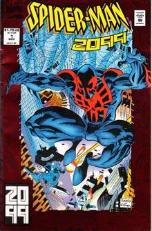 Spider-Man 2099 tomo número 1 de 1992