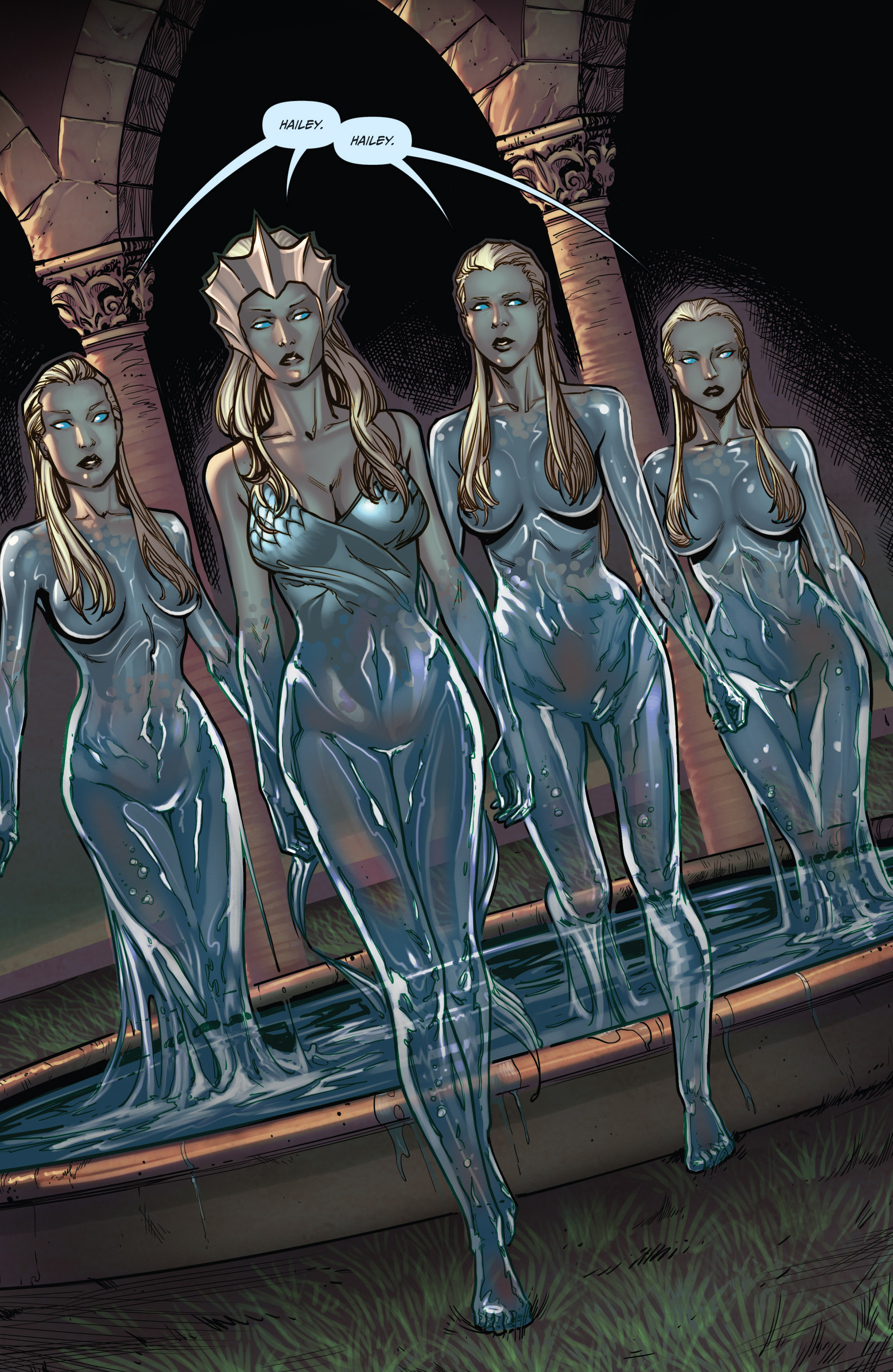 Grimm Fairy Tales (2005) Issue #104 #107 - English 4