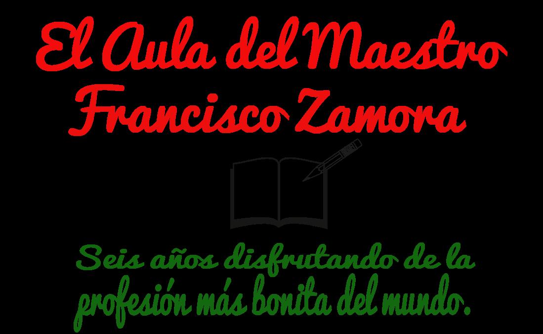 El Aula del Maestro Francisco Zamora.