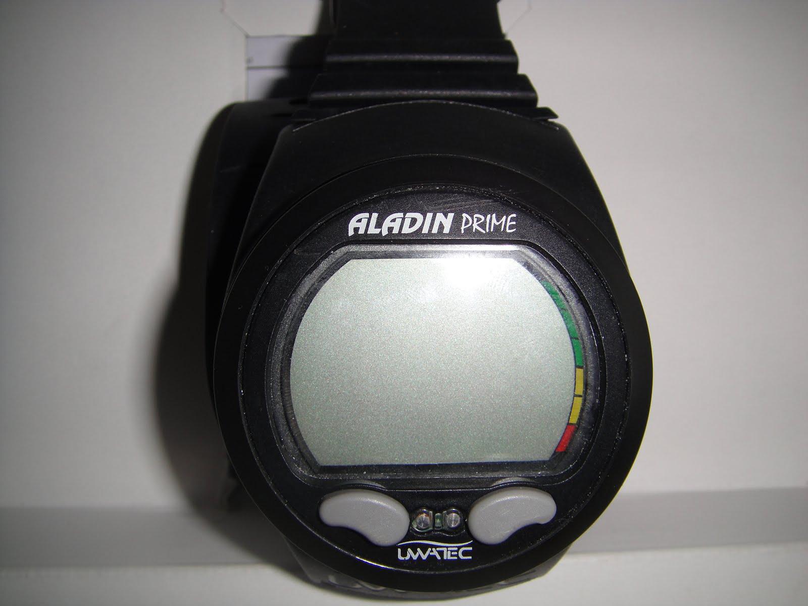 Πωλείται καταδυτικό κομπιούτερ ALADIN PRIME SCUBAPRO (AIR-NITROX)