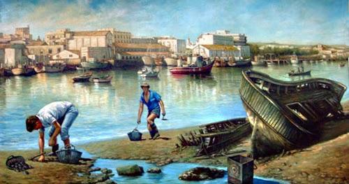 Coquineros de la bahia de cadiz y el puerto de santa maria que ver en cadiz - Que visitar en el puerto de santa maria cadiz ...