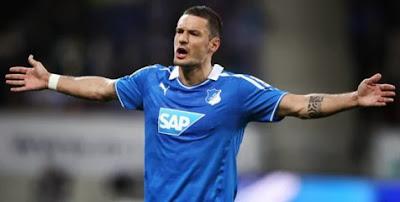 Sejad Salihovic (Hoffenheim) - Inidia 10 Striker Paling Mematikan di Eropa Sejauh Ini