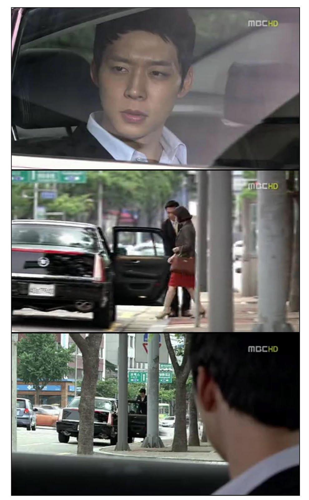 lebih dalam sampai akhirnya yoo hyeon mendapati kenyataan bahwa mi ri