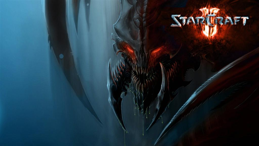 Starcraft HD & Widescreen Wallpaper 0.32315127519446