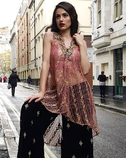Saira Rizwan Fall Winter Formal Wear Dresses 2016-2017 For Women