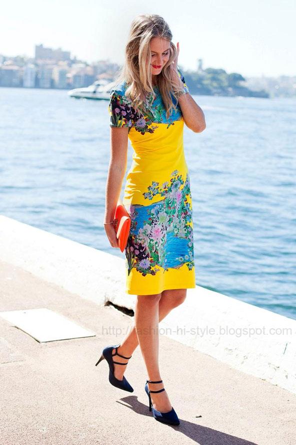 Fasion Talk: Street Style Fashion from Australian Fashion Week