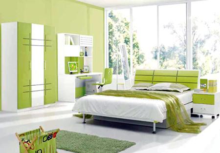 Trang trí phòng ngủ chỉ với 2 triệu đồng