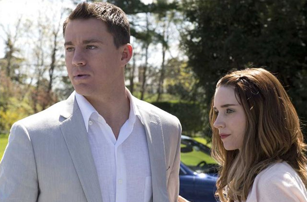Rooney Mara y Channing Tatum en Efectos Secundarios (Side Effects)