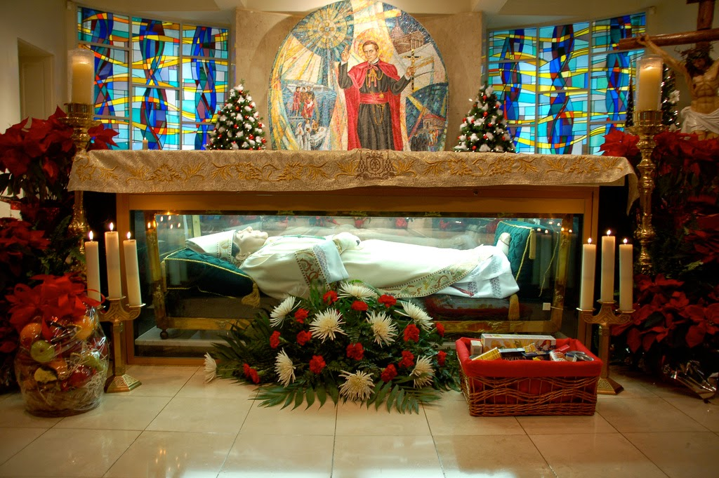 Shrine of St. John Neumann