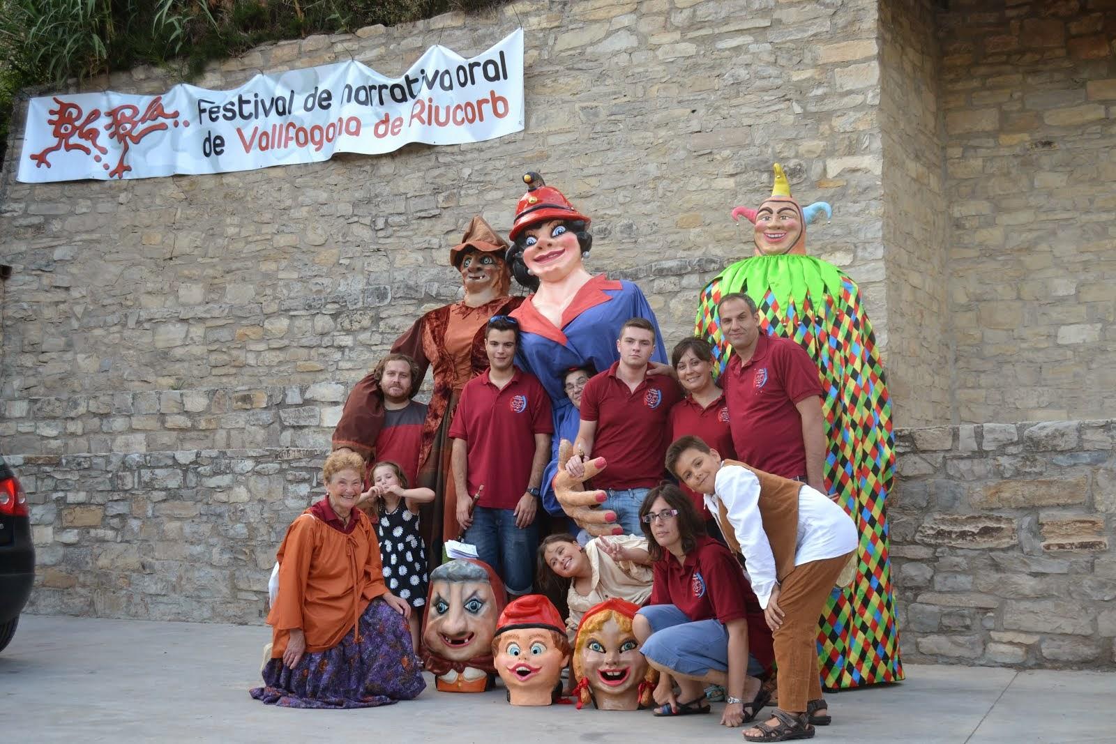 Festival Bla Bla de Vallfogona de Riucorb