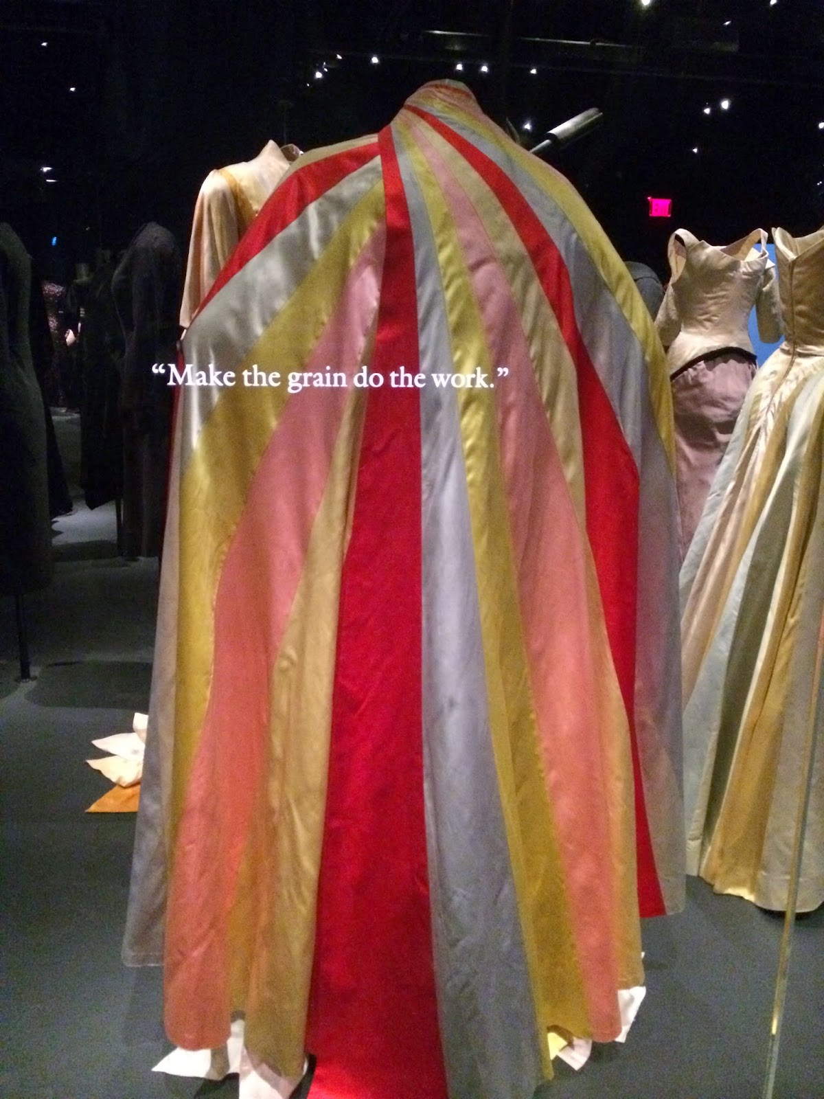 Edie's Closet, MET Charles James Beyond Fashion