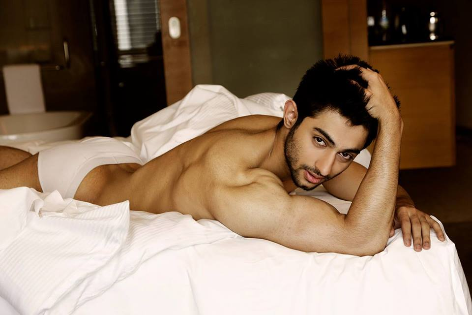 bollywood nude male model