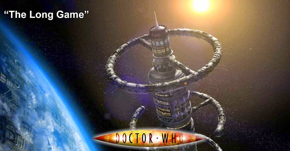 Doctor Who 162: The Long Game
