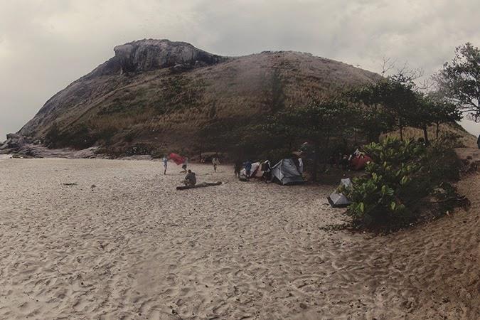 Praia do Perigoso - Rio de Janeiro