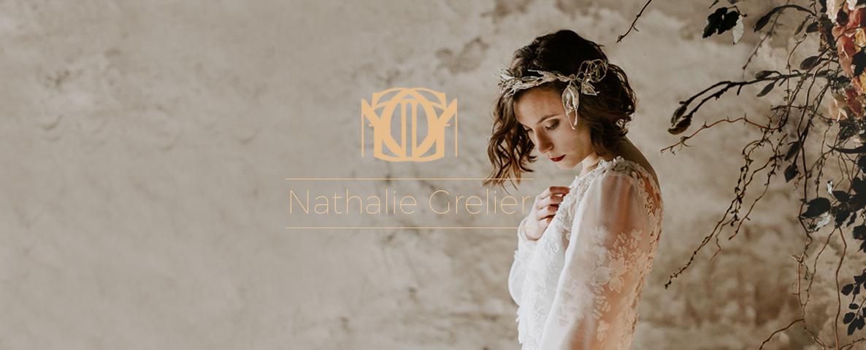 NATHALIE GRELIER // Ornements textiles oniriques