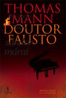"""Livro: """"Doutor Fausto"""" de Thomas Man"""