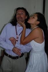 Alexey Valencia y Yéssica Varela