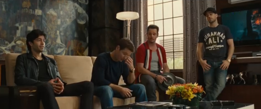 Film bioskop terbaru: Entourage (2015)