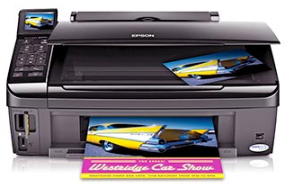 Epson NX510 Resetter Software