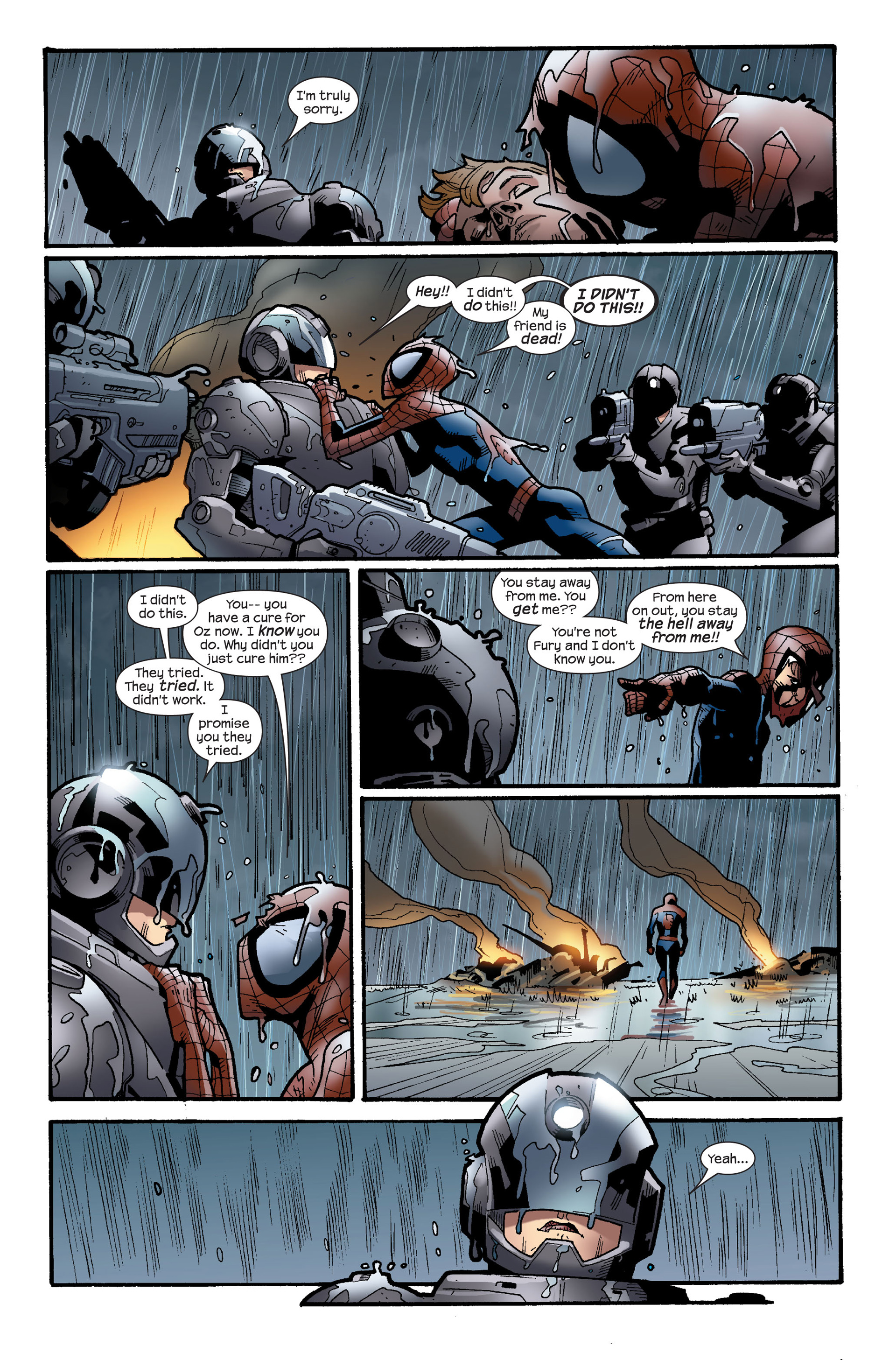 Ultimate Spider-Man (2000) 117 Page 18