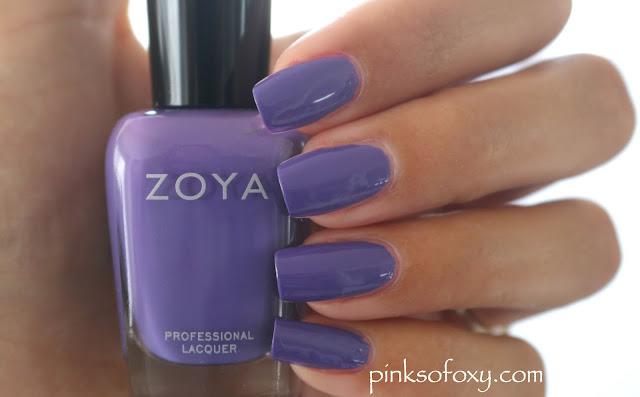 Zoya Serenity Nail Polish
