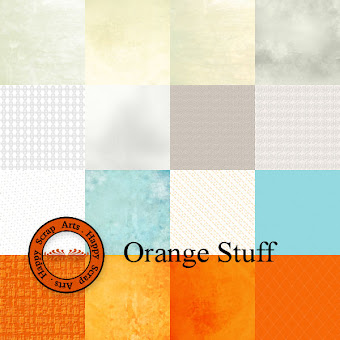 HSA-Orange-Stuff , Happy Scrap Arts by eileen
