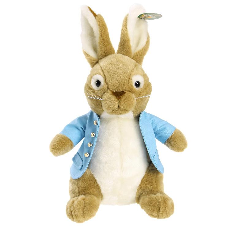 peter rabbit cottontail toy. Black Bedroom Furniture Sets. Home Design Ideas